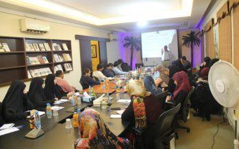 كتابة المقالة الاسلامية وكيفية تحليل مضمون الخطاب الثقافي