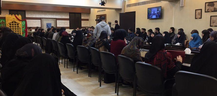 مهرجان الخطاب الثقافي عند سماحة السيد حسن نصر الله- اليوم الثاني