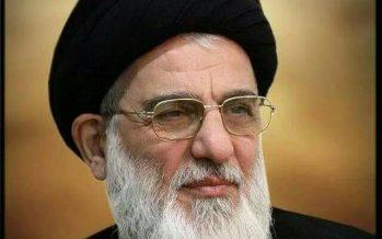 مجلس عزاء حسيني عن روح  السيد محمود الهاشمي