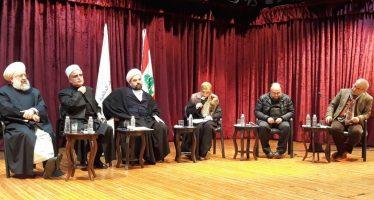 دور المؤسسات الدينية في الحياة السياسية اللبنانية