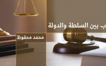 العرب بين السلطة والدولة
